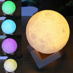 Ночник светодиодный детский Луна