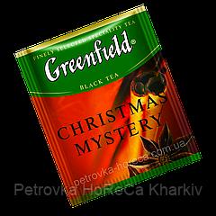 """Чай Гринфилд Корица """"Christmas Mystery"""" черный (100шт) Мягкая"""