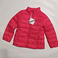 Куртка весенняя розовая Dunes р.98/104см (3-4года)