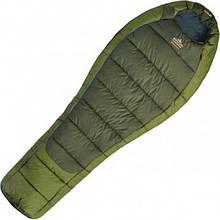 Мішок спальний Pinguin Comfort 195 L (195х85х55см), зелений 2113.195