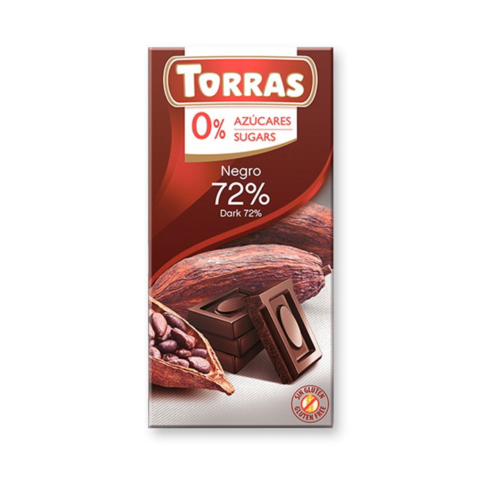 Torras 72% какао