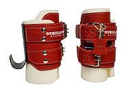 Гравітаційні (інверсійні) чобітки NEW AGE червоний