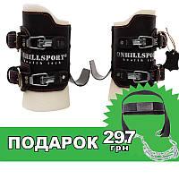 Гравітаційні (інверсійні) чобітки NEW AGE Comfort чорний