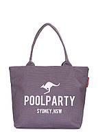 Холщевая сумка POOLPARTY, фото 1