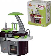 """Набор """"Кухня Laura"""" (в коробке) Полесье 56313"""