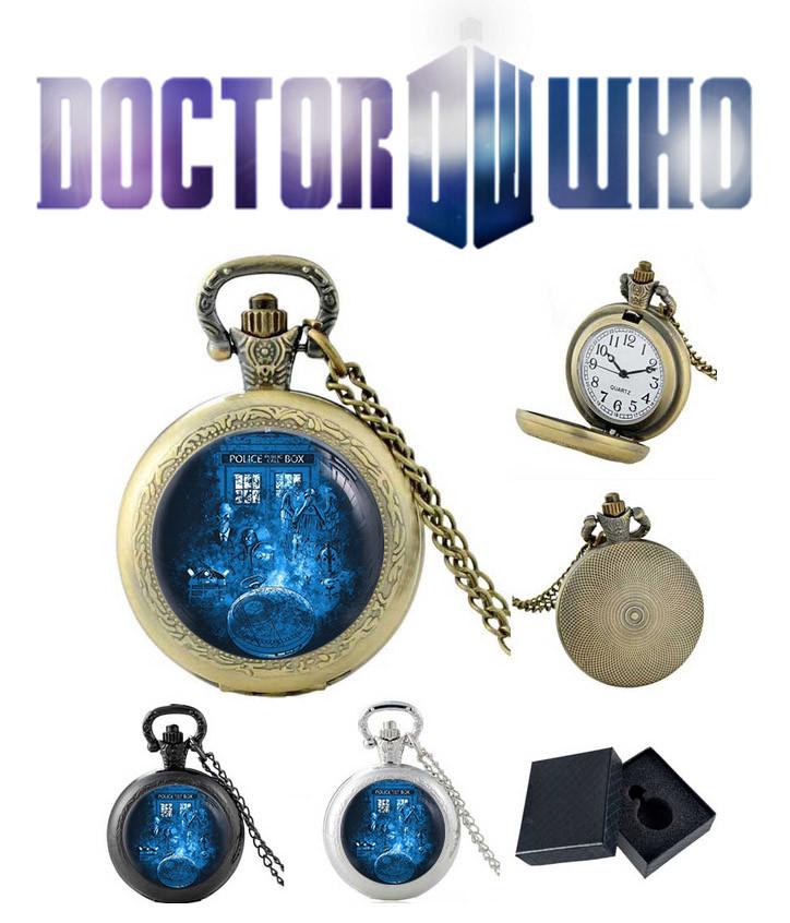 Карманные часы враги Доктор Кто / Doctor Who