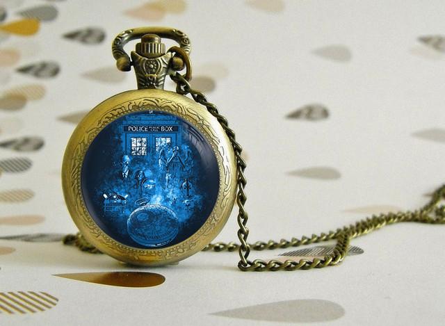 Карманные часы Доктор Кто / Doctor Who