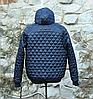 Куртки мужские больших размеров демисезонные размеры 56-66, фото 3