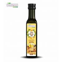 Соевое масло сыродавленное 250 ml