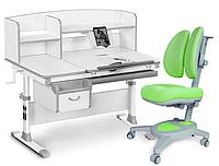 Комплект Evo-kids Evo-50 G Grey (арт. Evo-50 G + кресло Y-115 KZ)