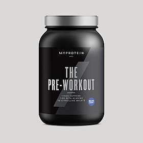 Предтренировочный комплекс MyProtein The Pre-Workout предтрен