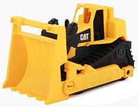 Мини-строительная техника Funrise CAT Бульдозер, 17 cm