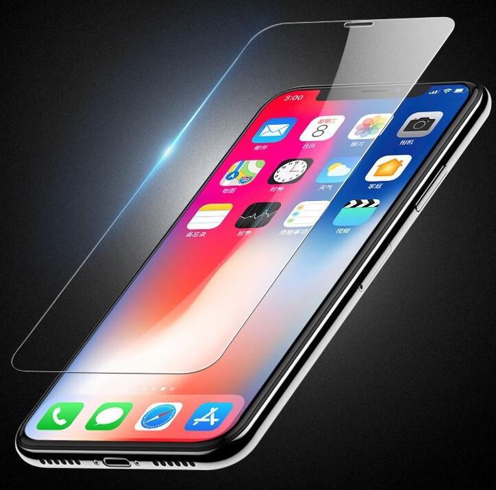 Скло 2.5D для iPhone 7 Plus захисне