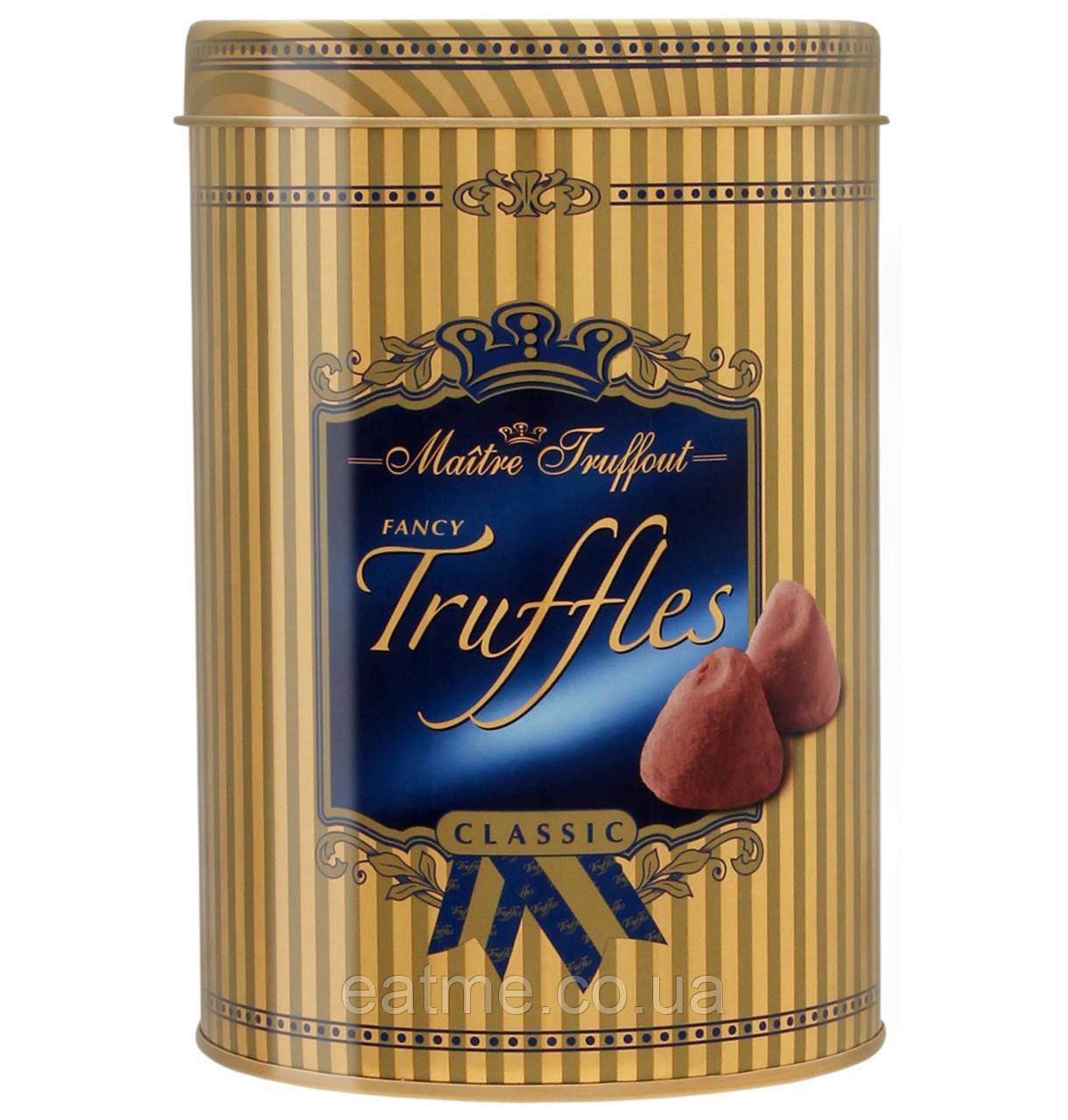 Конфеты Трюфель классический Maitre Fruffout