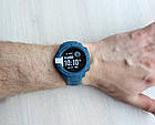 Смарт-годинник Garmin Instinct Instinct Lakeside Blue, фото 8