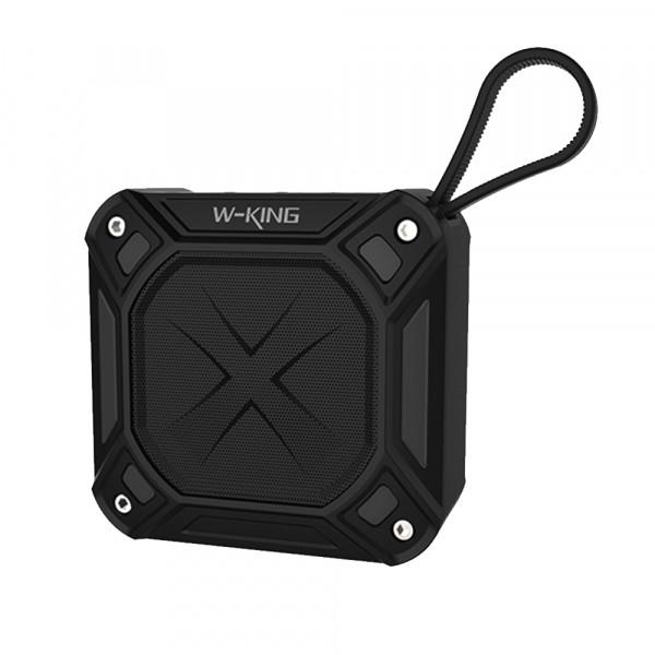 Bluetooth колонка W-King S6 IPX7 FM