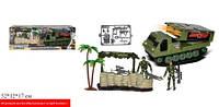 Транспортный набор HW-S3201 воен.кор.52*12*17 /24/ (HW-S3201)