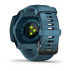 Смарт-годинник Garmin Instinct Instinct Lakeside Blue, фото 3