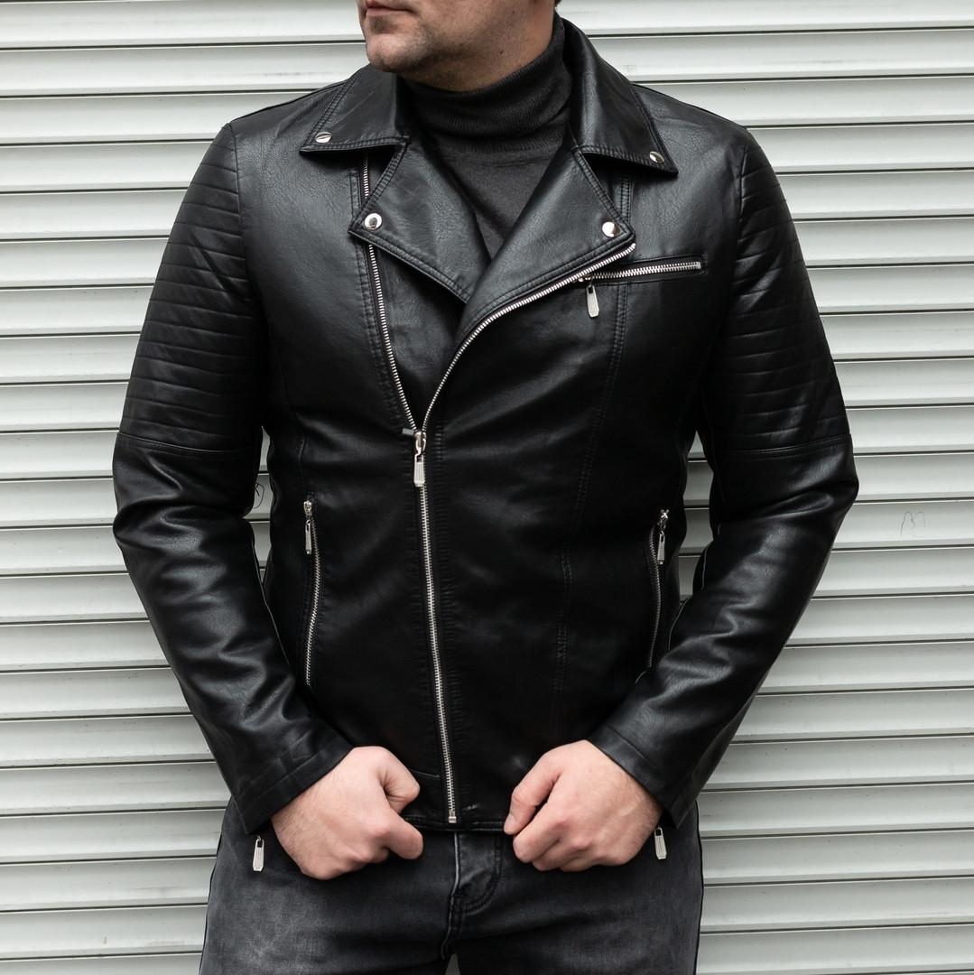 Мужская куртка косуха из кож зама Сл 1770