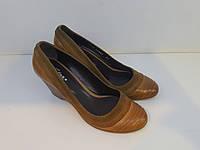Туфли Etor 1616-5061 37 коричневые, фото 1