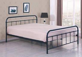 Ліжко LINDA 120 чорний Halmar
