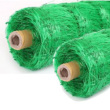 Сетка огуречная (зеленая) 13х18 см бухта 1.7*500 м