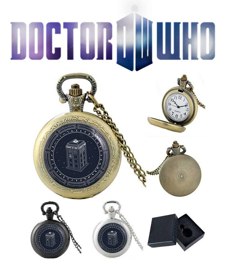 Карманные часы SG Доктор Кто / Doctor Who