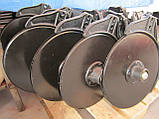 Сошник зі зміщенням до сівалці СЗ 5,4(3,6) сталь борированная, фото 5