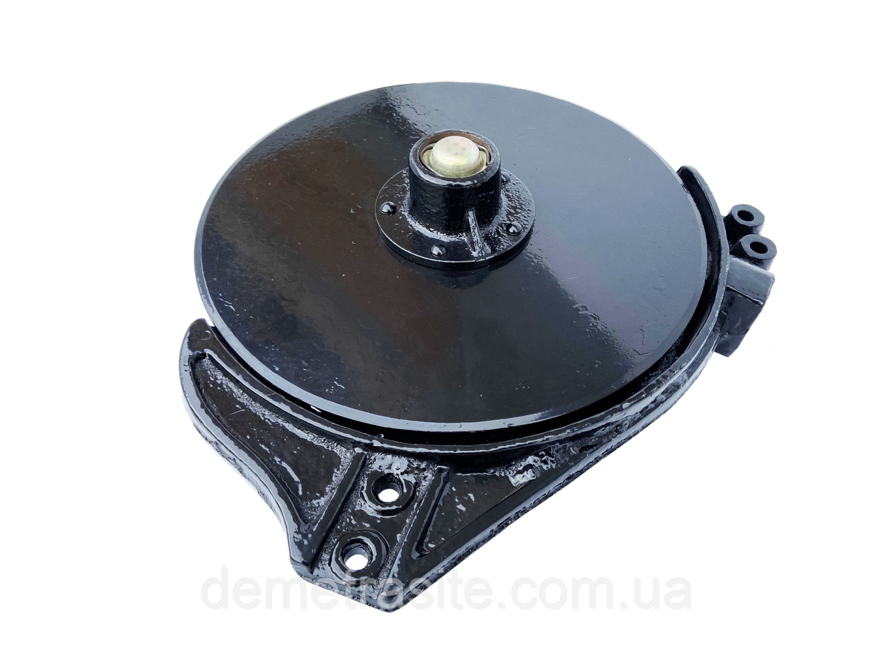 Сошник зі зміщенням до сівалці СЗ 5,4(3,6) сталь борированная