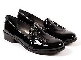 Туфли Etor 4463-6173-2 37 черные