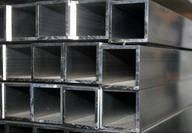 Алюминиевая труба 25х25х1,5 мм сплав АД31Т5