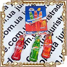 Газировка Шипучка (апельсин, кола, лимон) Drink bottle fruit powder 48 шт./уп.