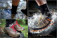 Водонепроницаемые носки, гетры Dexshell