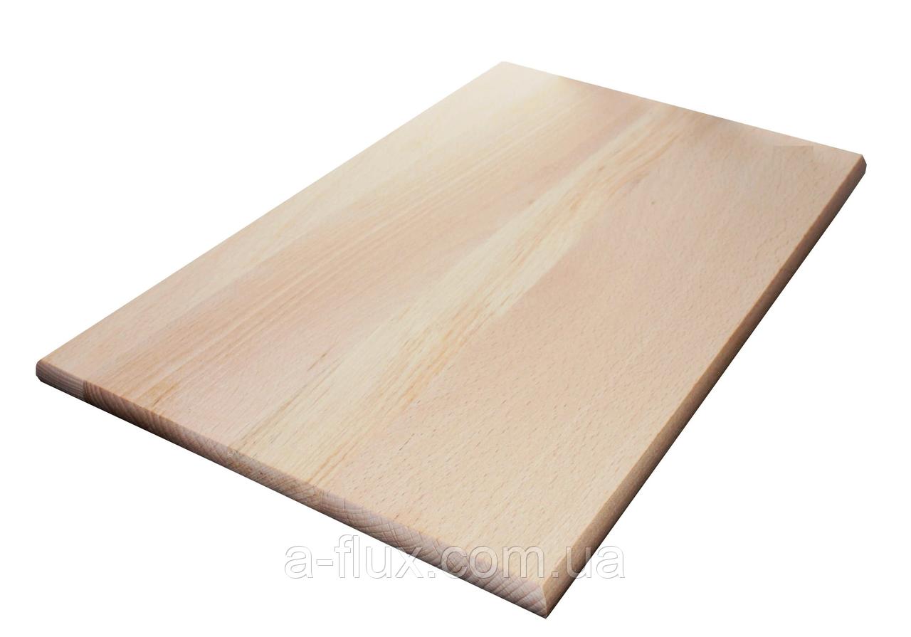 Доска разделочная прямоугольная 50*35 см 1,5 Mazhura