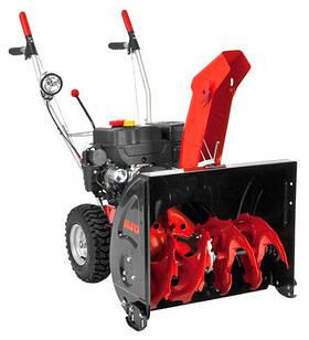 ✅Снегоуборщик бензиновый AL-KO SnowLine 620 E II (112935),  снегоуборочная машина для дома