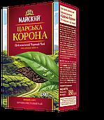 Чай чорний цейлонський крупнолистовий Майский Царська Корона 180 г