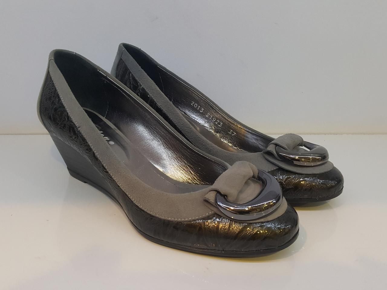 Туфли Etor 2013 37 серые
