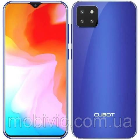 Смартфон Cubot X20 Pro (blue) 6/128Gb - ОРИГИНАЛ - гарантия!