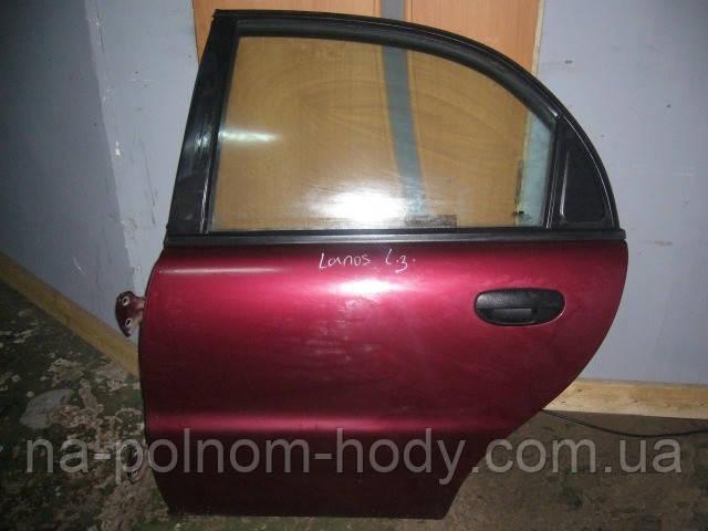Дверь задняя правая Daewoo Sens (б.у) Запорожье