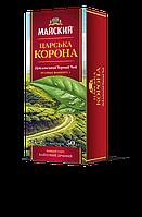 Чай черный цейлонский пакетированный Майский Царская Корона 25 пакетиков