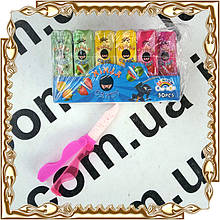 Конфета-нож витаминка Ninja Candy 30 шт./уп.