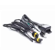 Биксеноновая проводка с модулем управления (реле) для лампы H4 (H/L) IL Trade