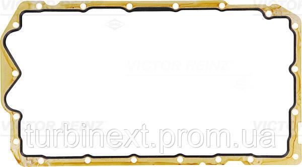 Прокладка поддона картера резиновая BMW 1 E81 VICTOR REINZ 71-34056-00