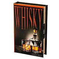 Книга-сейф Виски кодовый замок