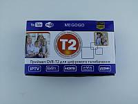 Цифровой ТВ тюнер Т2 MEGOGO 169