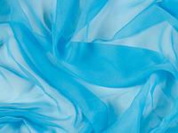 Ткани для танцев шифон BLUE PARADISE