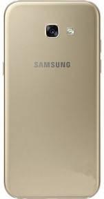 Задняя крышка Samsung A320F Galaxy A3 (2017) золотистая, фото 2