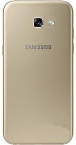 Задняя крышка Samsung A320F Galaxy A3 (2017) золотистая