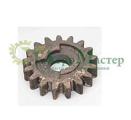 Зубчатка (колесо зубчатое z=17 СЗ) СЗГ 00.121 стальная