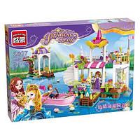 """Конструктор Enlighten Brick 2607 Princess Leah """"Причал принцессы"""", 358 дет, фото 1"""